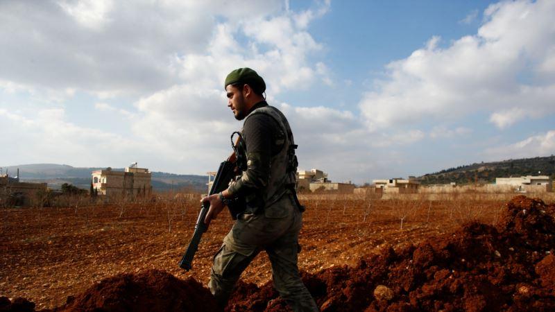Bombaški napad u severnoj Siriji