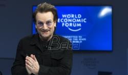 Bono kaže da amoralni kapitalizam treba ukrotiti