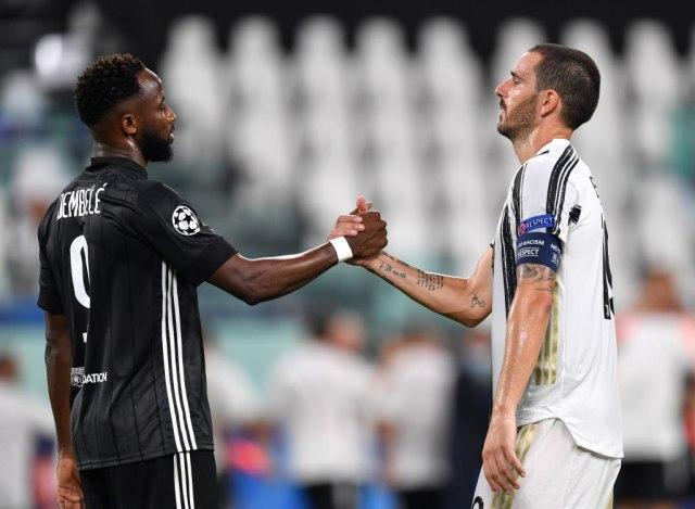 Bonuči: Juventus je uradio sve