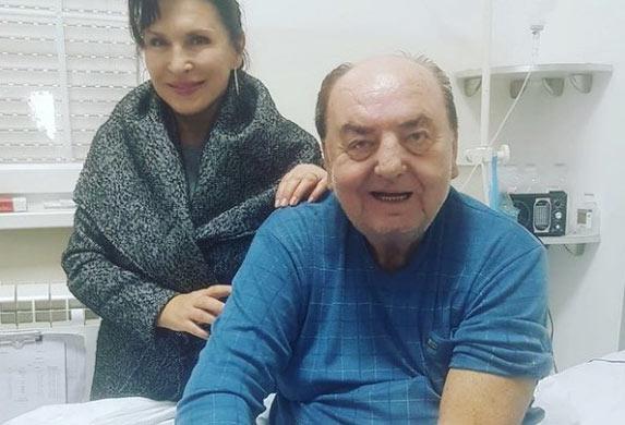 Bora Drljača izašao iz bolnice nakon operacije tumora!