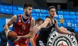 Borac počeo ABA ligu pobedom protiv Partizana