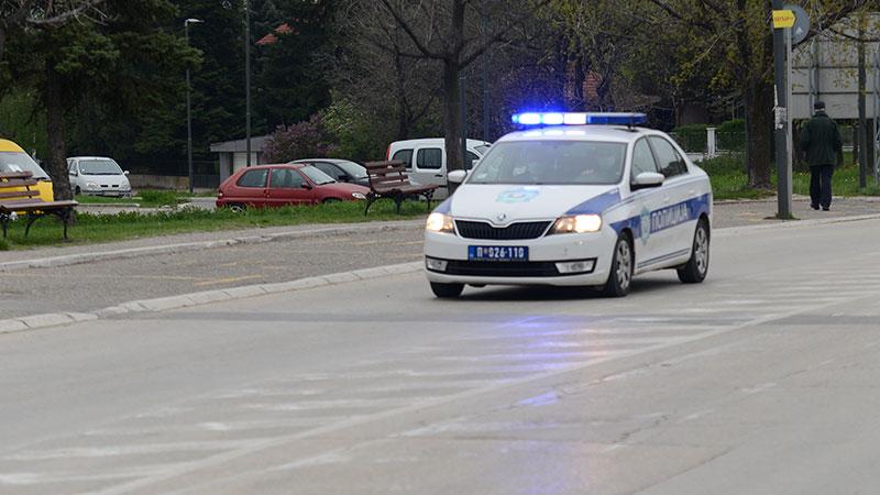 Boranin poginuo u Nišu vozeći motocikl