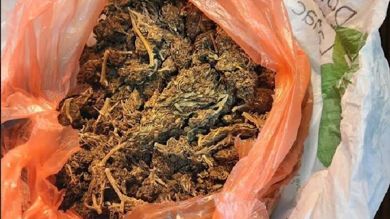 Boranin uhapšen sa 413 grama marihuane