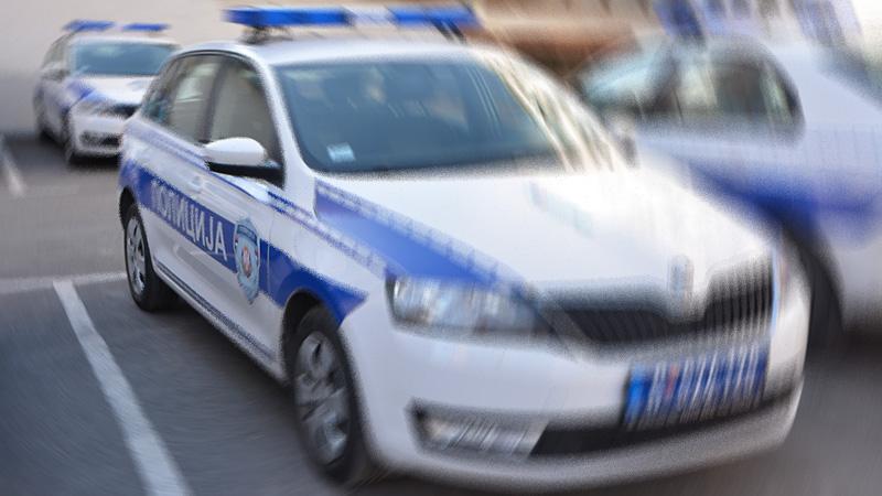 Boranin uhapšen zbog nasilničkog ponašanja i napada na policajca