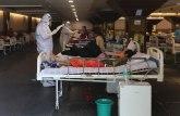 Borba za dah na podovima bolnica; oboleli jure za posteljama, a kad ih se dočepaju, tek onda kreće užas FOTO