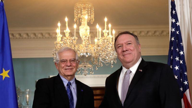 Borel i Pompeo za jačanje međunarodne saradnje