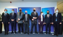 Borel i vodje Zapadnog Balkana razgovarali o glavnim izazovima regiona