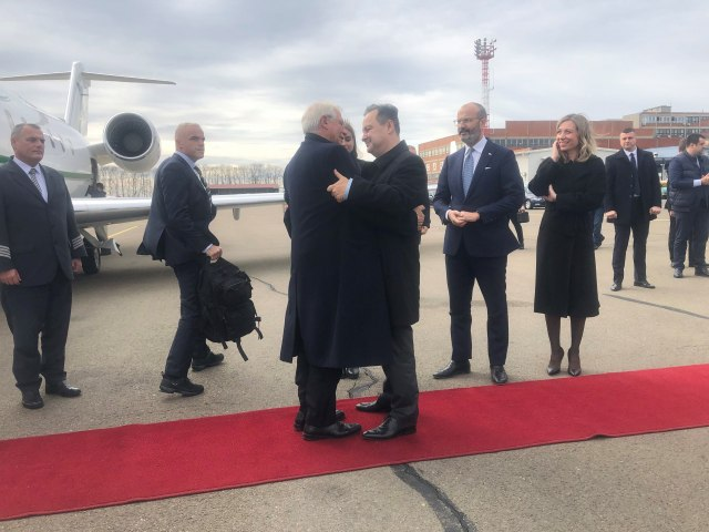 Borel stigao u Beograd