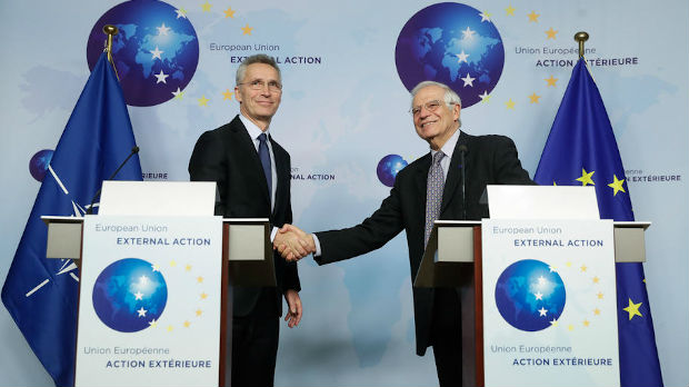 Borelj i Stoltenberg: EU i NATO jačaju saradnju