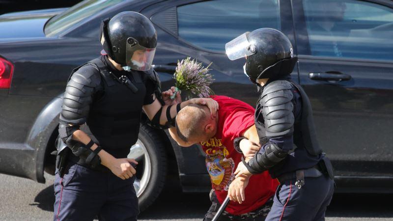 Borelj pozvao beloruske vlasti da prekinu nasilje i otpočnu dijalog