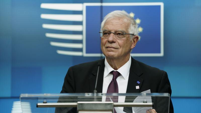 Borell: Rešenje za Srbiju i Kosovo je u okvirima EU