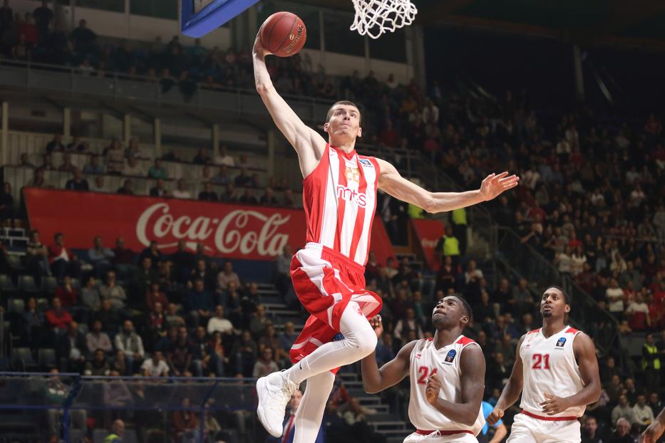 Boriša Simanić se prijavio za NBA draft