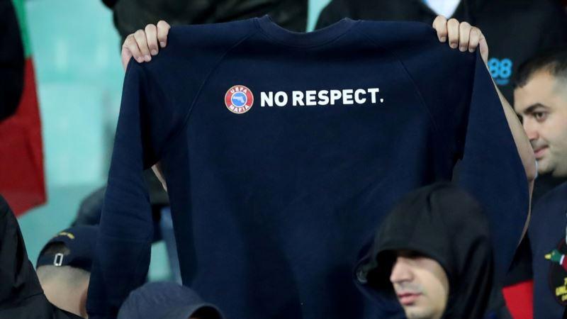 Borisov: Šef fudbalskog saveza da podnese ostavku nakon rasističkog skandala