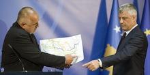 Borisov Tačiju: Vi i Vučić morate slediti put