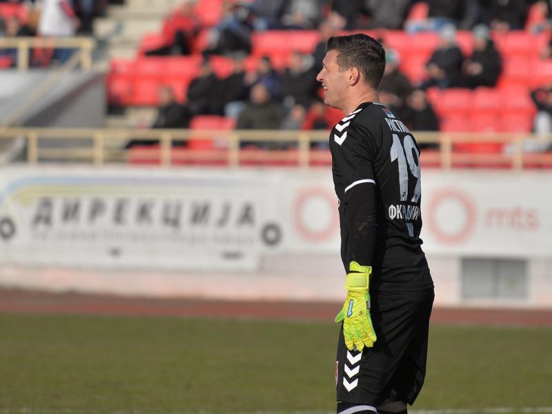 Borivoje Ristić najavio žestoku konkurenciju na poziciji golmana