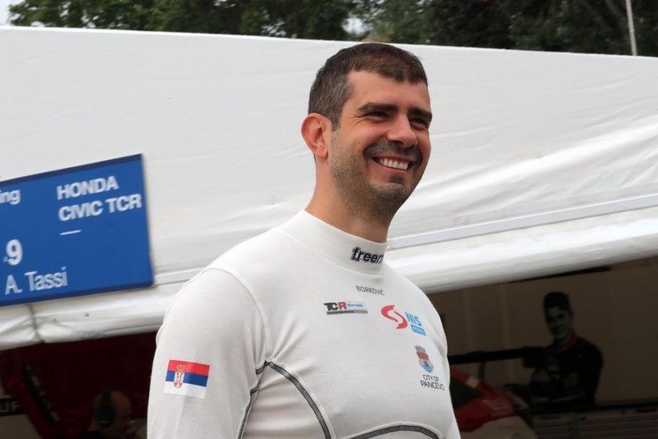 Borković nastupa u TCR šampionatu Evrope