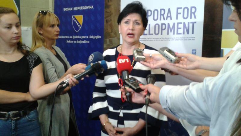 Borovac zadovoljna, iako BiH ne provodi presude sudova za ljudska prava