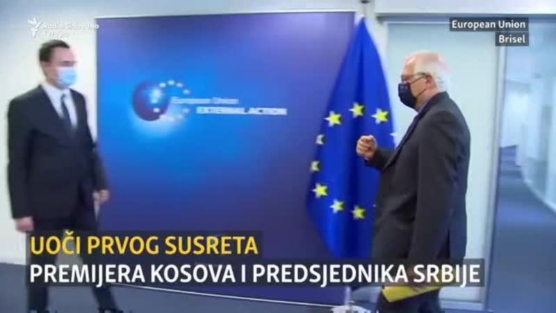 Borrell: Dijalog neće biti lak, iskoristiti novi momentum