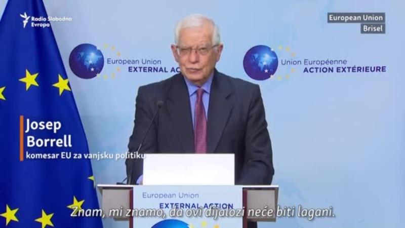 Borrell: Iskoristimo novi momentum u Evropi