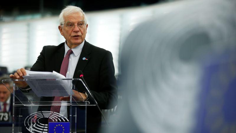 Borrell: Jedino dijalog EU garantuje evropsku budućnost Srbije i Kosova