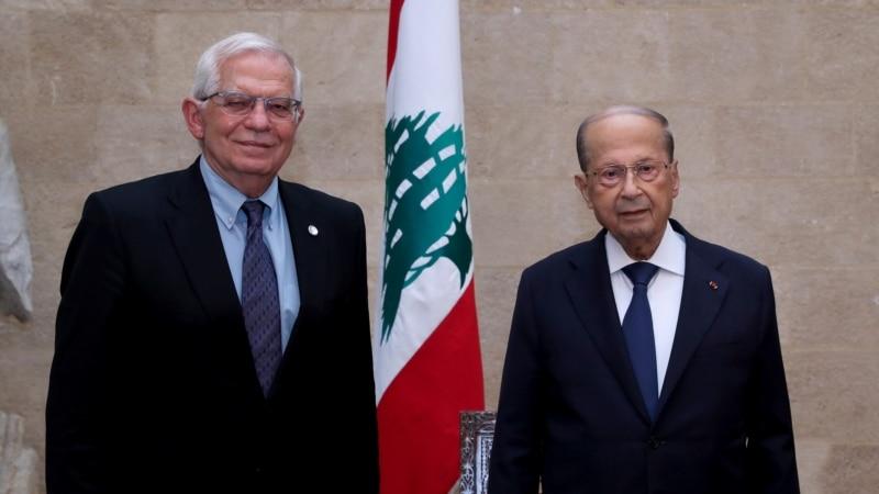 Borrell zaprijetio sankcijama EU libanskim političarima