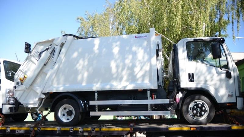 """Borski """"3. oktobar"""" iz projekta IPA fonda dobio nove kamione za smeće"""