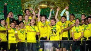 Borusija Dortmund osvojila Kup Nemačke
