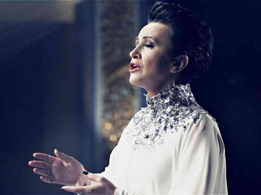 Bosanska Bili Holidej: Amira Medunjanin snimala u studiju Bitlsa