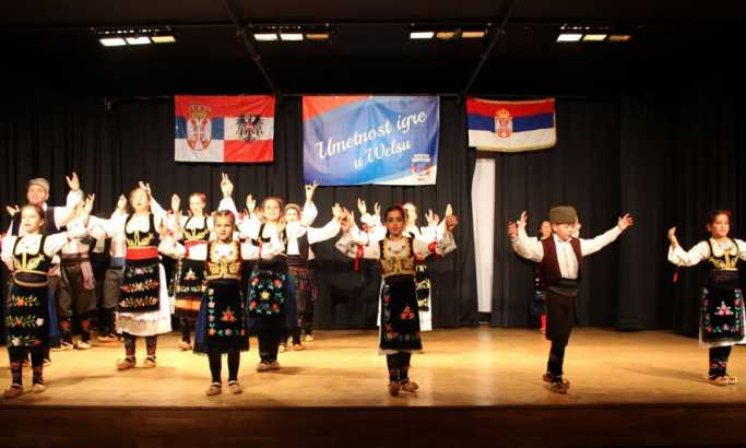 Bosiljak vole i Austrijanci