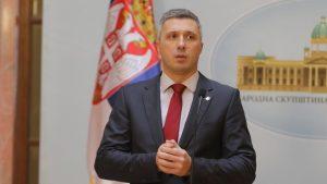 Boško Obradović: Dolazak predstavnika Evropskog parlamenta Dan D za Srbiju
