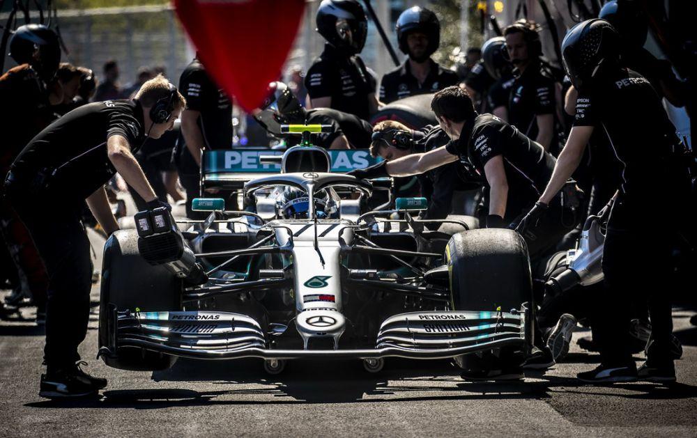 Botas pobedio u Bakuu i prestigao Hamiltona na vrhu