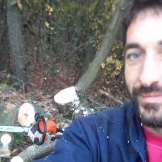 Božji znak u selu Zagorica kod Topole: Dok je presecao stablo hrasta, ukazao mu se krst (FOTO)
