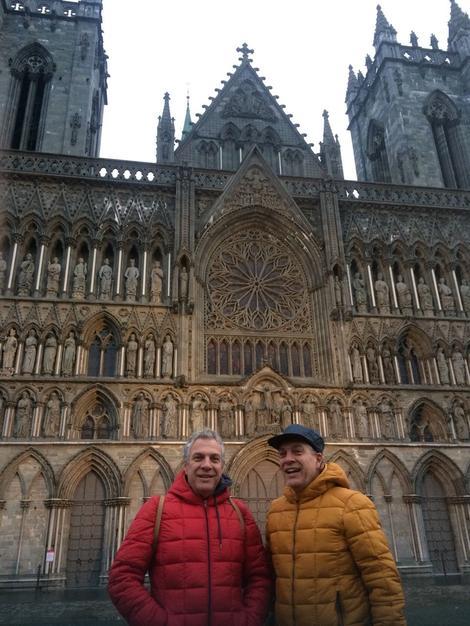 Braća Teofilovići propevali na norveškom