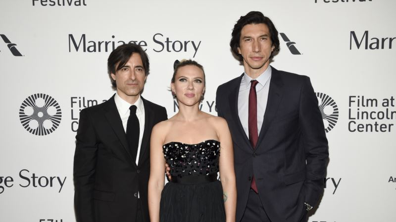 Bračna priča osvojila najviše nominacija za Zlatni globus