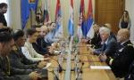 Branbić: Isticati primere istorijskog savezništva sa SAD