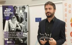 Branislavu Trifunoviću nagrada Pravi muškarac