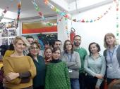 Brankovci i njihovi gosti posetili ŠAF