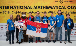 Bravo! Šest medalja za naše matematičare na Olimpijadi u Rumuniji