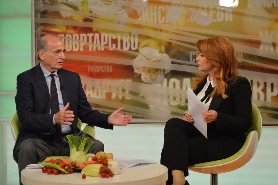 Brazde (RTV1, nedelja 10.00)