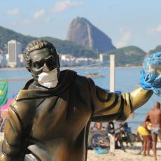 Brazil: Ponovo više od 2.000 mrtvih od korona virusa