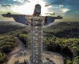 Brazil i kultura: Nova statua Hrista Spasitelja u Brazilu biće viša od prethodne