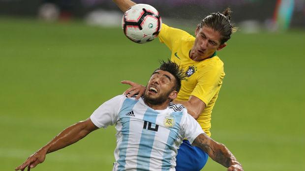 Brazil savladao Argentinu