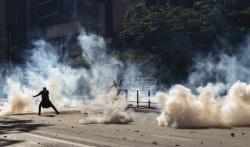Brazilska policija suzavcem razdvajala Bolsonarove protivnike i pristalice