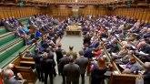 Bregzit prokišnjava - voda prekinula sednicu parlamenta