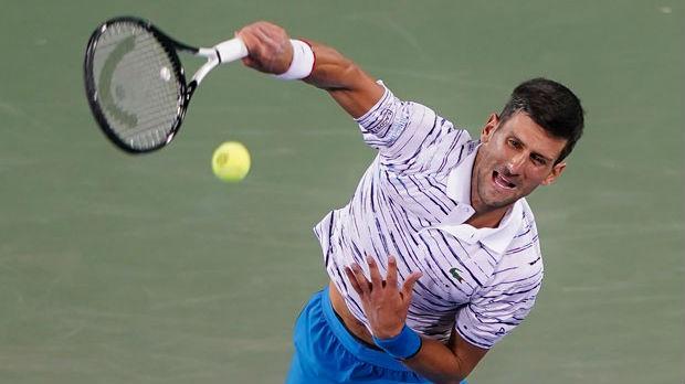 Briga za navijače, ali i Novaka – oprez zbog povrede lakta