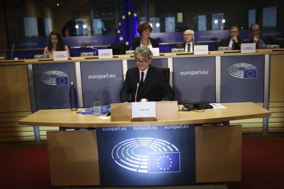 Brisel: Prošla dva kandidata, Varheji pismeno da odgovori