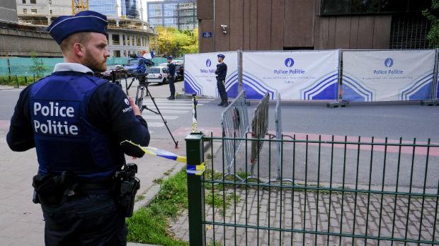 Brisel, napad na restoran iz kalašnjikova