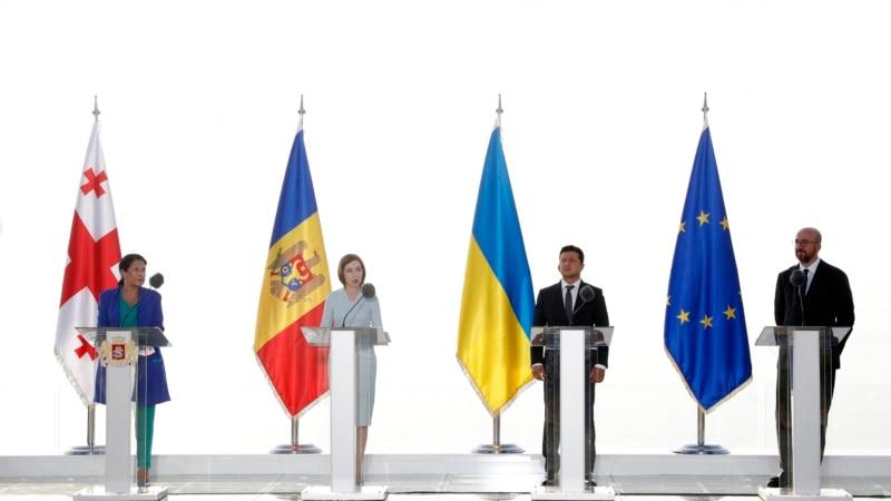Briselski blog: Deja vu evropskih težnji Gruzije, Moldavije i Ukrajine