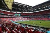 Britanci: Finale na Vembliju pred 60.000 navijača