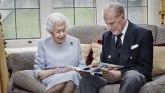 Britanija i kraljevska porodica: Kraljica Elizabeta i princ Filip obeležili 73. godišnjicu braka novom fotografijom